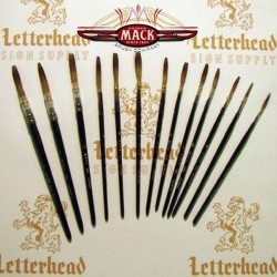 Quill Lettering Brushes