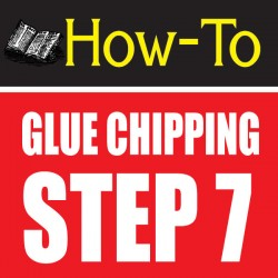 glue chipping-amazing glass craft tutorial step 7