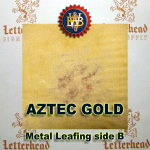 Variegated Metal Leaf-Aztec Leafing 20 Book Pack