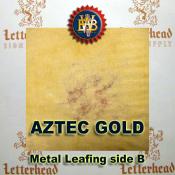 Aztec Leafing Variegated Metal Leaf