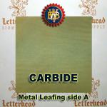 Variegated Metal Leaf-Carbide 1 book